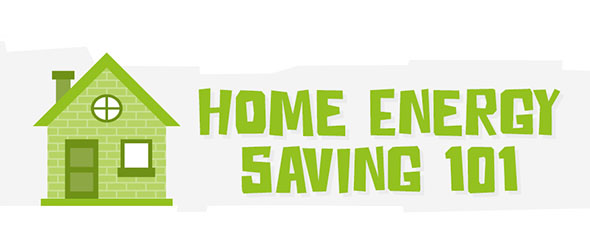 Being More Energy Efficient – Infographic