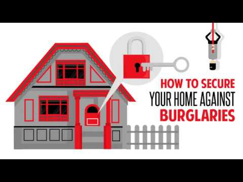 How to Prevent Home Burglaries