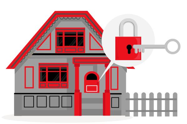 Protect Your Home, Tips for Home Security
